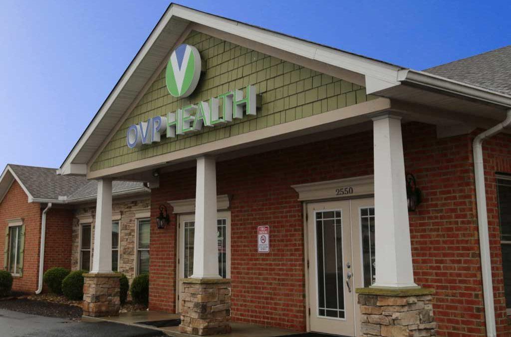 OVP HEALTH Opens New Facility in Ashland, KY