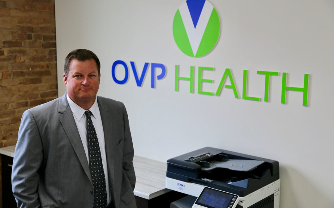 Profile of OVP HEALTH's Growth in The Herald-Dispatch Business Section (5/5/19)
