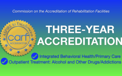 OVP HEALTH receives three-year CARF accreditation