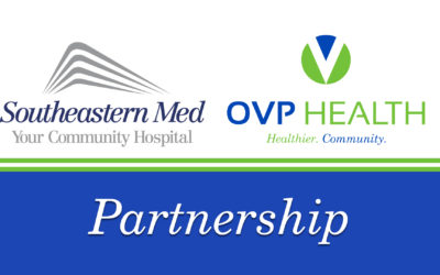 OVP HEALTH now providing Emergency Department services  at Southeastern Ohio Regional Medical Center