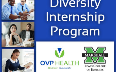 OVP HEALTH establishes an internship program to advance and promote diversity